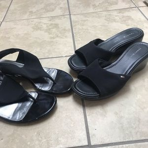 Summer sellout sandals 2 pair